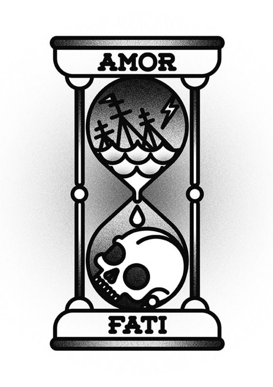 for Amor fati tattoo